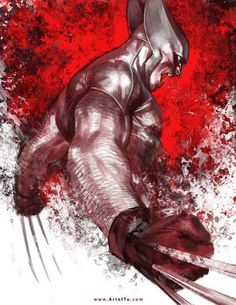 Wolverine by Tu Bui