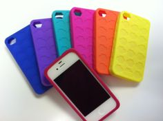 if i could have one of those covers since i have a i phone i pick the light blue and the purple