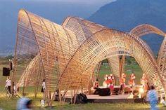 Forest Pavilion, Guangfu, Hualien, Taiwan. Photo: Iwan Baan