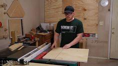 Splined Miter Table Saw Jig – Jays Custom Creations