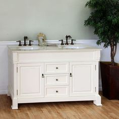 Photo Image Found it at Wayfair Kendall Double Bathroom Vanity Set