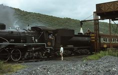 Class 24 watering at Duiverivier