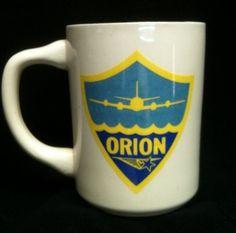 USA Navy Lockheed P 3 Orion Anti Submarine Surveillance Aircraft Coffee MUG | eBay