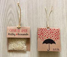 Chuva de Arroz - Amor Rústico - Kraft http://www.elo7.com.br/chuva-de-arroz-amor-rustico-kraft/dp/673057#smsm=0&df=d&fatc=1&qrq=1&sac=0&uso=o&fvip=1&srq=1