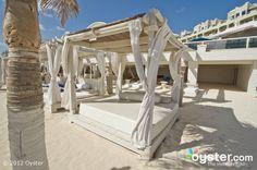 Beach at the Gran Caribe Real Cancun. In 3... 2... 1...