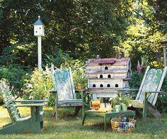 Cottage-Garden Furniture