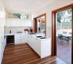 Resultado de imagen para indoor outdoor kitchen