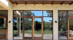 Kebony windows & doors: modern by kebony,modern engineered wood transparent Indian Window Design, Wooden Window Design, House Window Design, Wooden Window Frames, Wooden Windows, Wooden Doors, House Design, House Windows, Windows And Doors