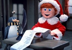 The Top 5 'Rankin/Bass' Stop-Motion Christmas Specials