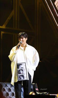 Lee Min Ho tiết lộ về người vợ trong mơ của mình - Ảnh 1.