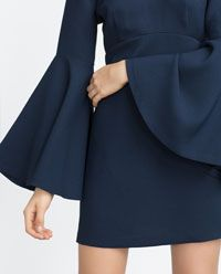 Image 6 of FLOUNCE DRESS from Zara