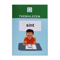 Themalezen sint (papieren versie) http://onderwijsstudio.nl/product/themalezen-sint/