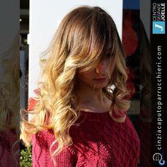Riscalda il tuo inverno, con Degradè Joelle...  #cinziacaputoparrucchieri #degradejoelle - Cinzia Caputo Parrucchieri centro Degradé Joelle Via Mastelloni, angolo piazza De Gasperi (NUOVA SEDE) - Foggia ✆ 0881 889118 www.cinziacaputoparrucchieri.com  #centrodegradejoelle #foggia #longhair #igers #hairstyle #robadadonne #fashionhair #wella #blondeair #blonde
