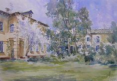 Русский художник Игорь Хайков