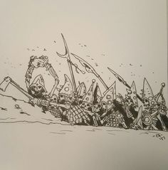 """Crossing the Moat"" by Eli Arndt"