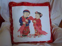 Tossettina: Matrimonio cinese