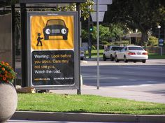bus shelter ad - get domain pictures - getdomainvids.com