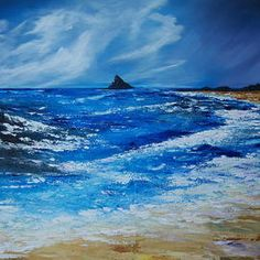 Conor Murphy - Storm to the East of the Skellig