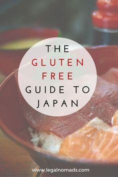 I wanted to share this post about eating as a celiac in Japan because it was one of the hardest countries I've travelled to while needing to avoid gluten. In the post, I've included the kanji (characters) for wheat, barley, and rye, as well as foods celiacs and GF travellers can consume. I'm also REALLY excited to share it because it has a gluten free Japanese card that is highly detailed. I also link to other GF blogs in Japan. Hopefully this post makes it easier to eat safely as you…
