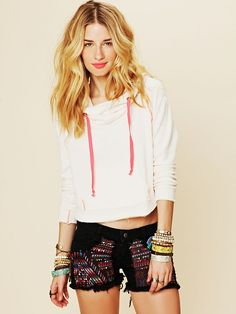 LOVE the shorts! #FreePeople