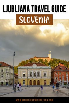 Ljubljana Travel Guide Travel Tips For Europe, Best Travel Guides, Europe Destinations, Places To Travel, Places To Go, Tivoli Park, Slovenia Ljubljana, Green Dome, Belgrade Serbia