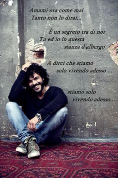 Francesco Renga - Vivendo adesso...