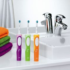 Toothbrushes can be pretty too:)