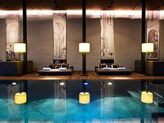 Pool - The Chedi Andermatt