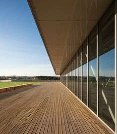 Sports Pavilion / Vicente Nuñez Arquitectos