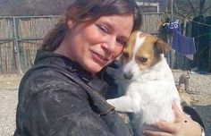 Blinde hond op-afstand te adopteren. info bij www.dierennood.nl Maar 6 e per maand!