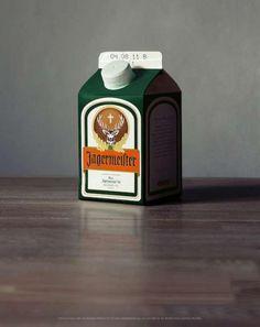 Jaegermilk