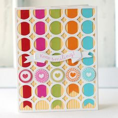 Betsy -- love the circle die plate from papertrey ink!
