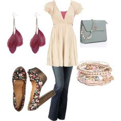 ...created by alicia-tuttle on Polyvore