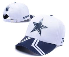 Men s   Women s Dallas Cowboys Liquid Logo 2017 NFL Draft On Stage  Adjustable Baseball Hat - White   Navy 7b93471df