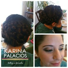 Peinado y Maquillaje Karina