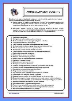 For teacher self-evaluation document Too Cool For School, Middle School, Familia Y Cole, Teaching Economics, Teaching Methodology, Teacher Evaluation, Teacher Boards, School Items, Special Words