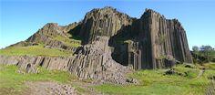 Pánská Skála (varhany), hora je tvořena z čediče... :)