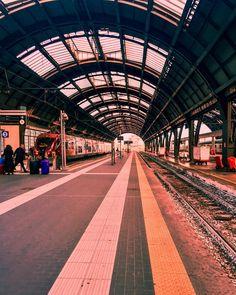 Milan, Italy Milan Italy, Bologna, Siena, Milano, Palermo, Italy Travel, Railroad Tracks, 3, Venice