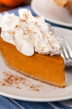 Homemade Fresh Pumpkin Pie Recipe