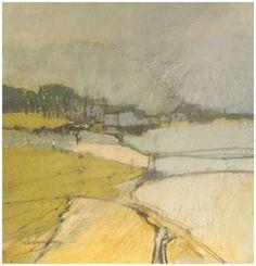 Norma Stephenson, Hawick Gill | Art landscape | Pinterest ...