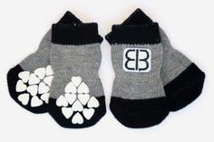 Petego Traction Control Socks for Dogs, Set of 4        Deal of the day    http://amzn.to/2bHMsai