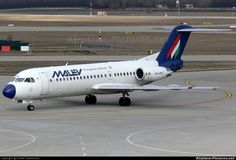 Malev (Fokker70)