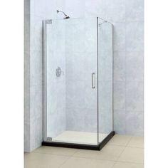 32 inch corner shower. Dreamline SHEN 4130320 Elegance 30  X 32 Frameless Pivot Shower Enclosure With Support Berlin Glass 48 Inch Rectangular Corner Stall