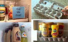 20 idées brillantes pour organiser votre réfrigérateur