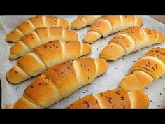 (357) Sós stangli /TT/ - YouTube Hot Dog Buns, Hot Dogs, Rolls, Food And Drink, Youtube, Breads, Flat, Bread Rolls, Buns