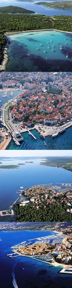 Biograd Na Moru, Croatia.