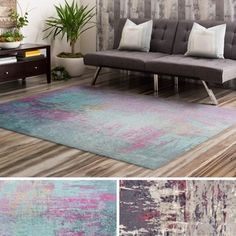 Shop for Machine Made Rayleigh Polyester Rug (2' x 3'). Free Shipping on orders over $45 at Overstock.com - Your Online Home Decor Outlet Store! Get 5% in rewards with Club O! - 18062366