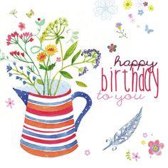 Amanda Hillier - Happy Birthday to you Ilustration