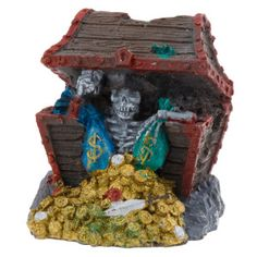 Treasure chest. We dont use this one much any more.