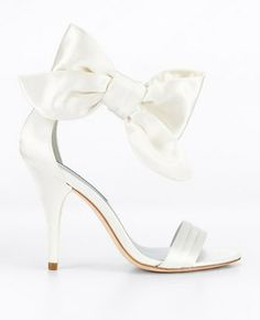 Ann Taylor Jackie Bow Sandals on shopstyle.com